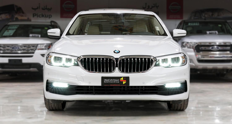 Exterior Image for  BMW 520 iA 2020