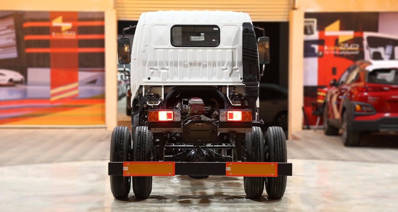 صورة خارجية للسيارة  هينو شاحنة شاسيه 300 614XZU600 2020