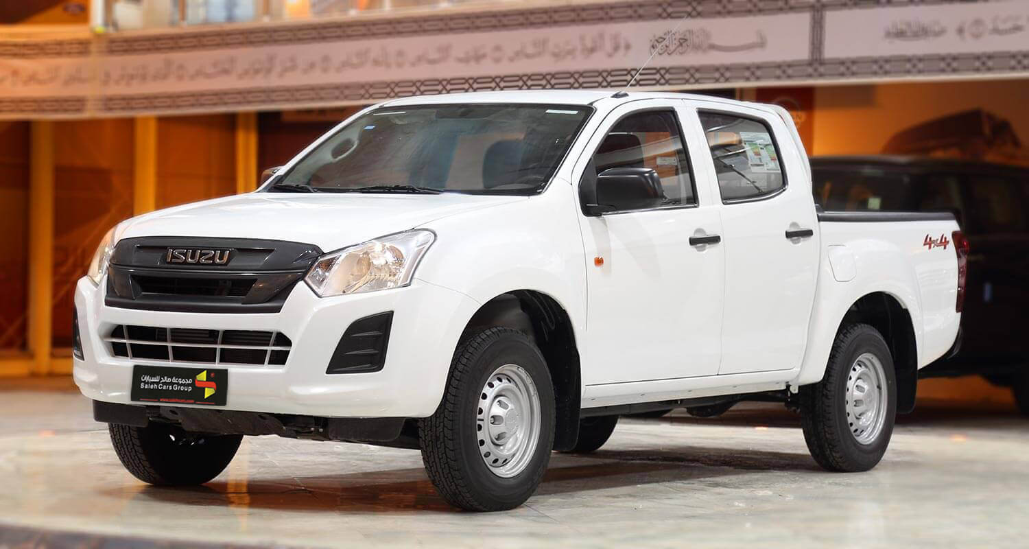 Exterior Image for  ISUZU D-MAX Two lights 4*4 2020