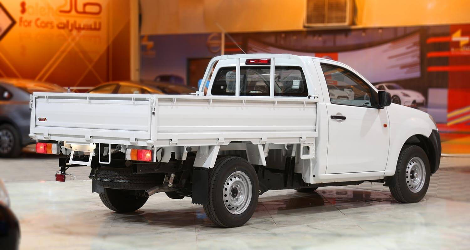 Exterior Image for  ISUZU Drowning aspects 2020