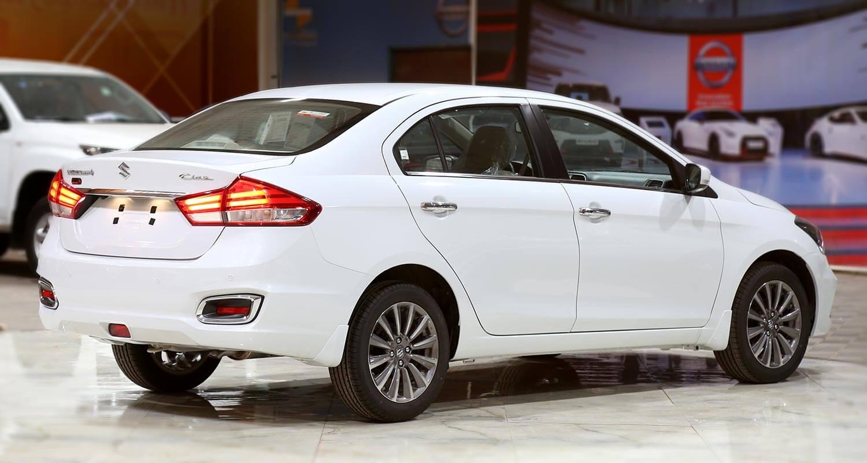 صورة خارجية للسيارة  سوزوكي سياز GLX 2020