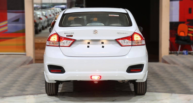 صورة خارجية للسيارة  سوزوكي سياز GL 2020