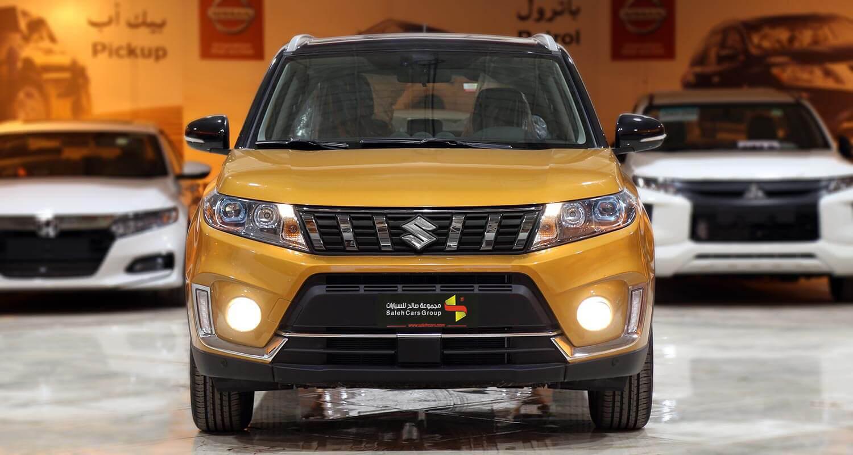صورة خارجية للسيارة  سوزوكي فيتارا GLX 2020