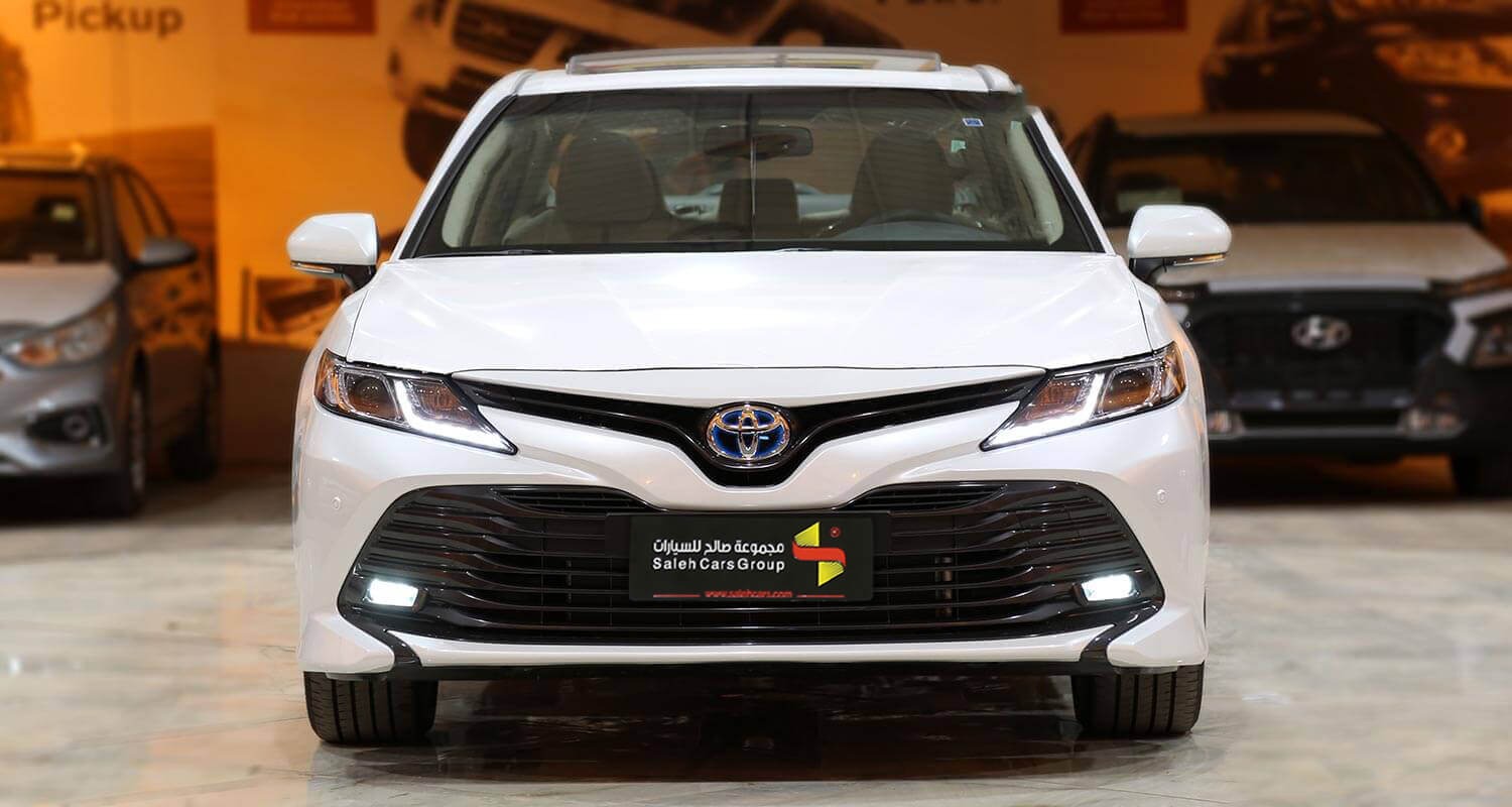 Exterior Image for  TOYOTA CAMRY GLE-Hybrid 2020