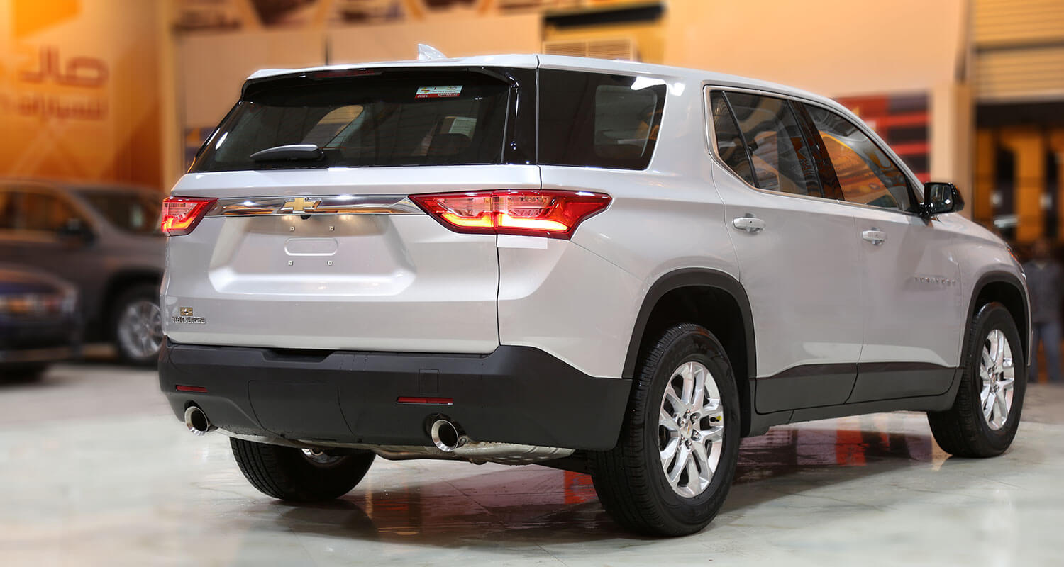 Exterior Image for  CHEVROLET TRAVERSE LS 2021