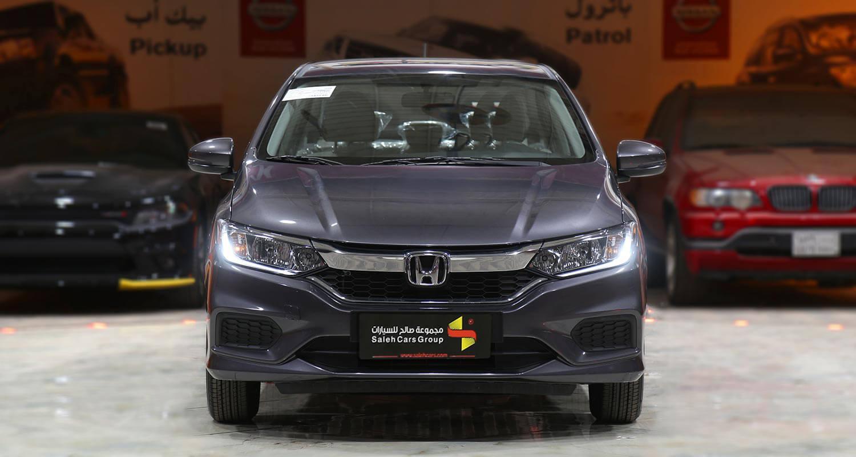 صورة خارجية للسيارة  هوندا سيتي DX 2020