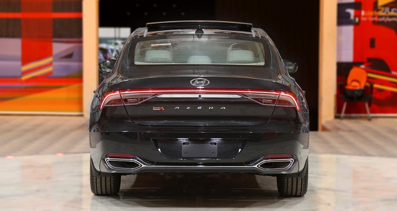 صورة خارجية للسيارة  هيونداي ازيرا Smart 2021
