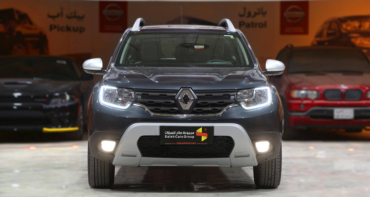 Exterior Image for  RENAULT DUSTER LE - 4X4 2021