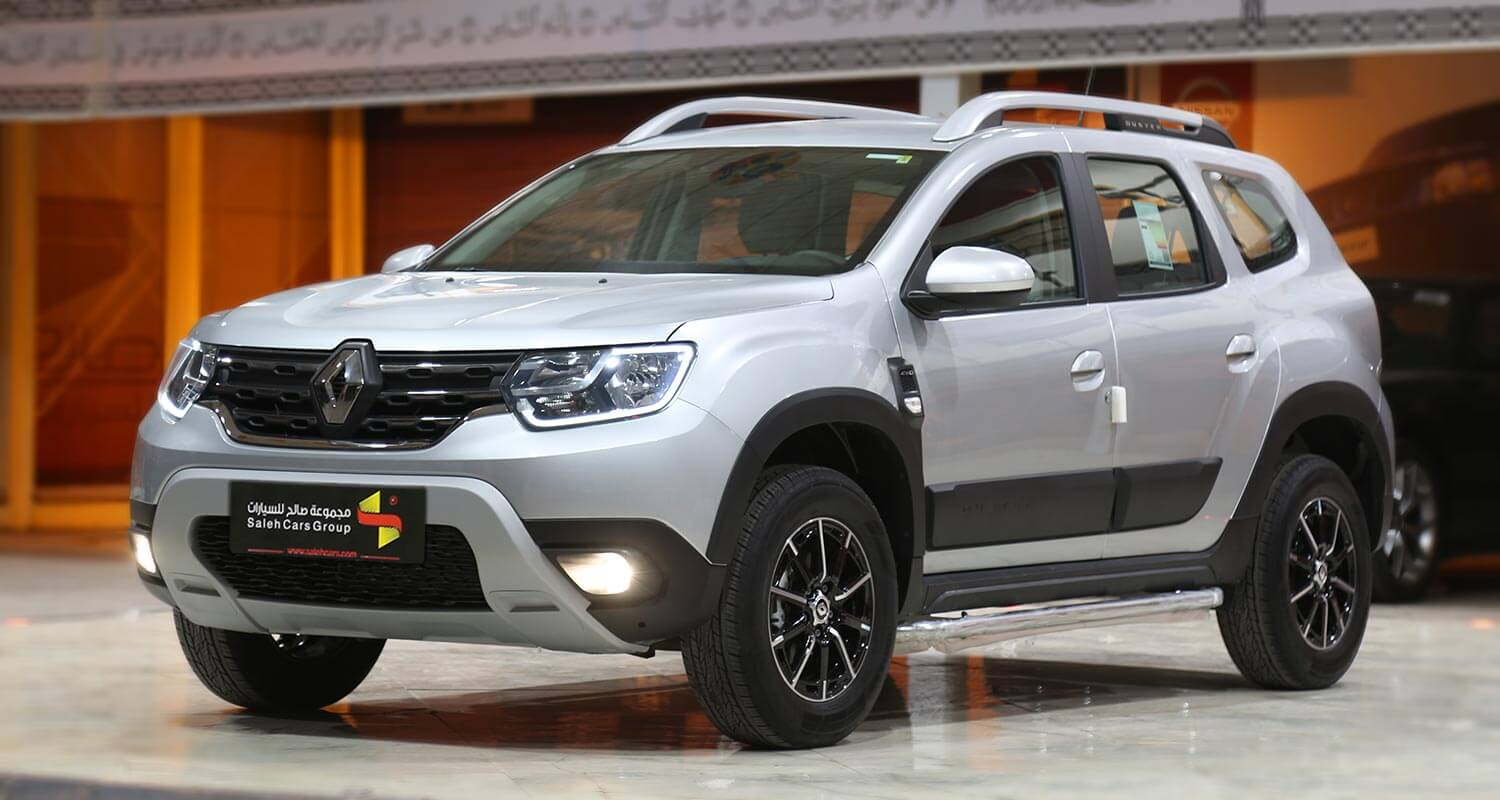 Exterior Image for  RENAULT DUSTER SE 4X4 2020