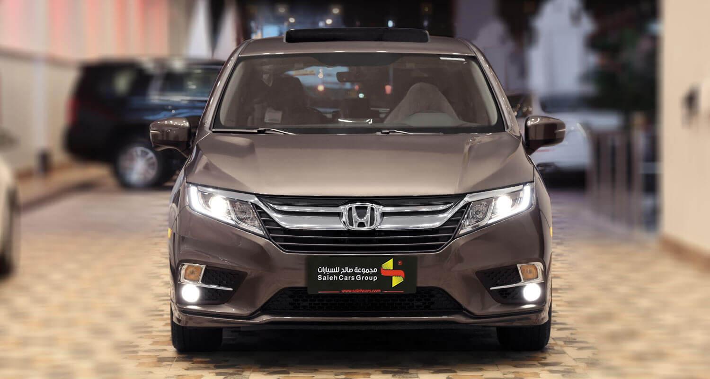 صورة خارجية للسيارة  هوندا اوديسي EX-L 2020