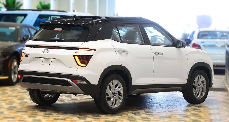 Exterior Image for  HYUNDAI CRETA GL 2WD - MID 2021