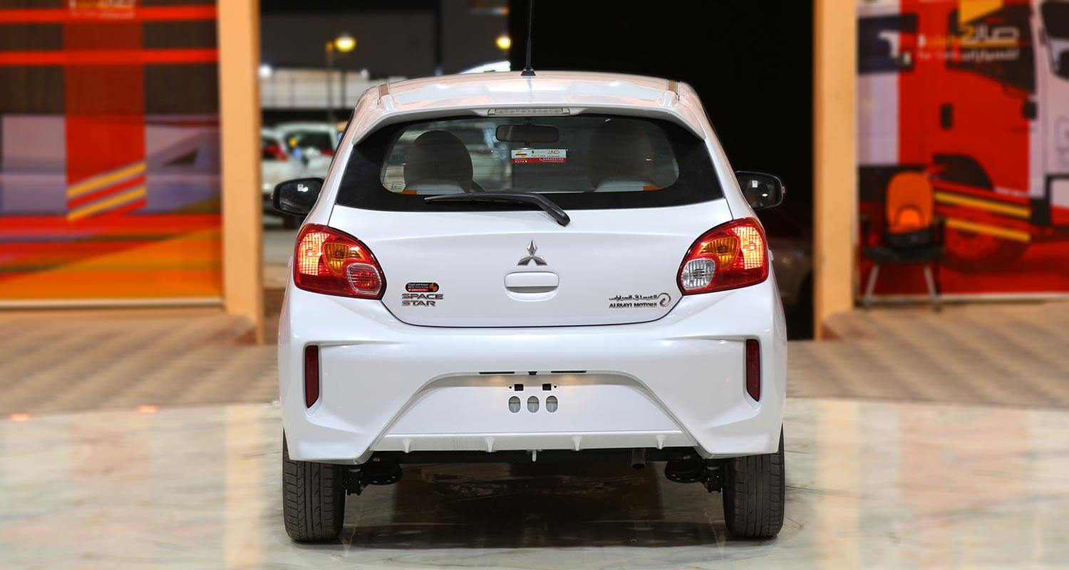 Exterior Image for  MITSUBISHI SPACE STAR HL 2021