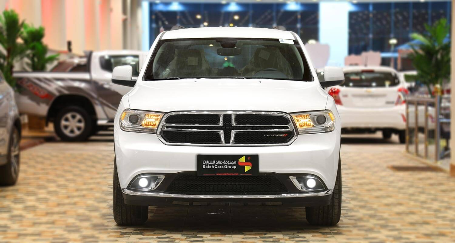 Exterior Image for  DODGE DURANGO SXT-PLUS 2020