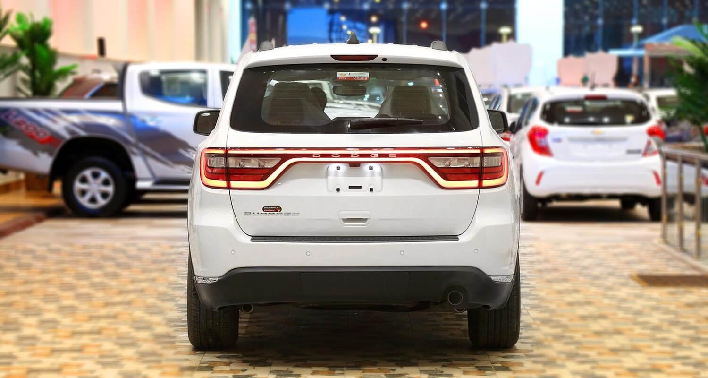صورة خارجية للسيارة  دودج دورانجو SXT-PLUS 2020
