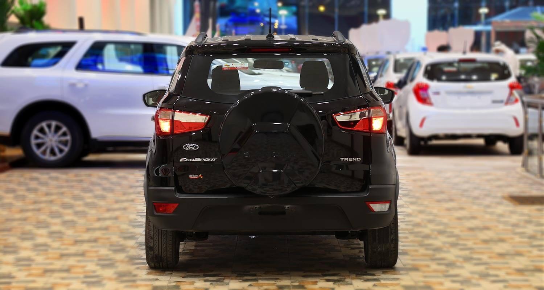 صورة خارجية للسيارة  فورد ايكو سبورت تريند 2020