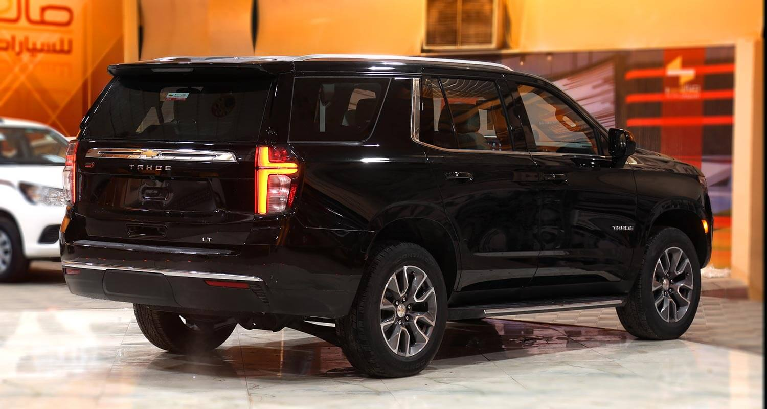 Exterior Image for  CHEVROLET TAHOE LT 2021