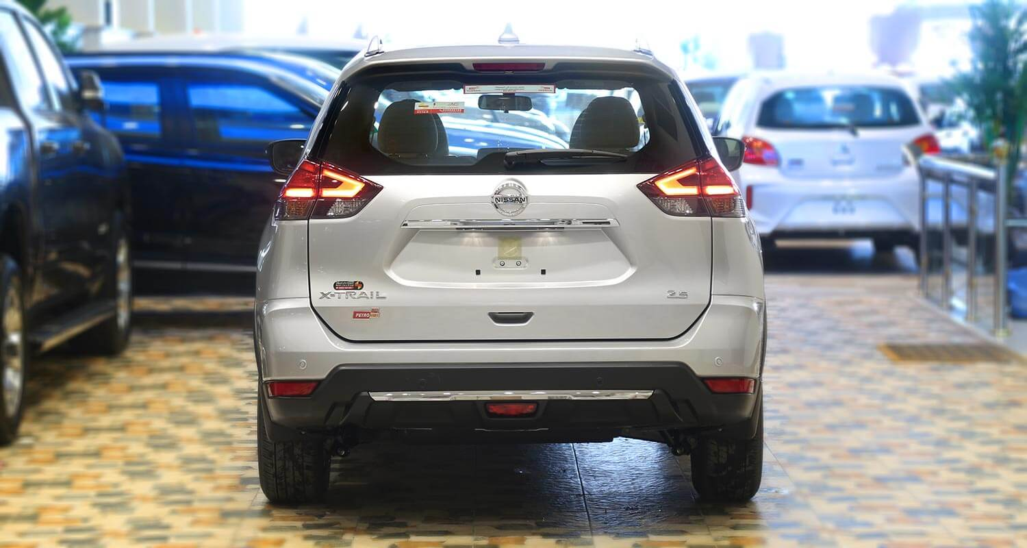 Exterior Image for  NISSAN X-TRAIL S 2020