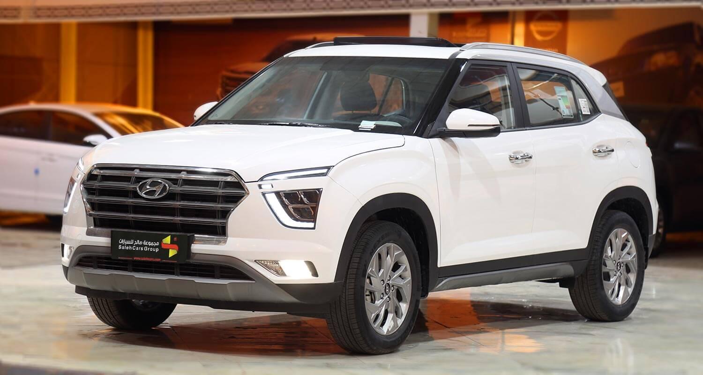 صورة خارجية للسيارة  هيونداي كريتا GL 2WD - MID 2021