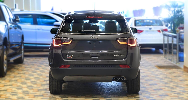 صورة خارجية للسيارة  جيب كومباس Limited 2021