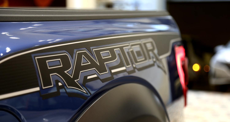 صورة خارجية للسيارة  فورد F150 رابتور 2020