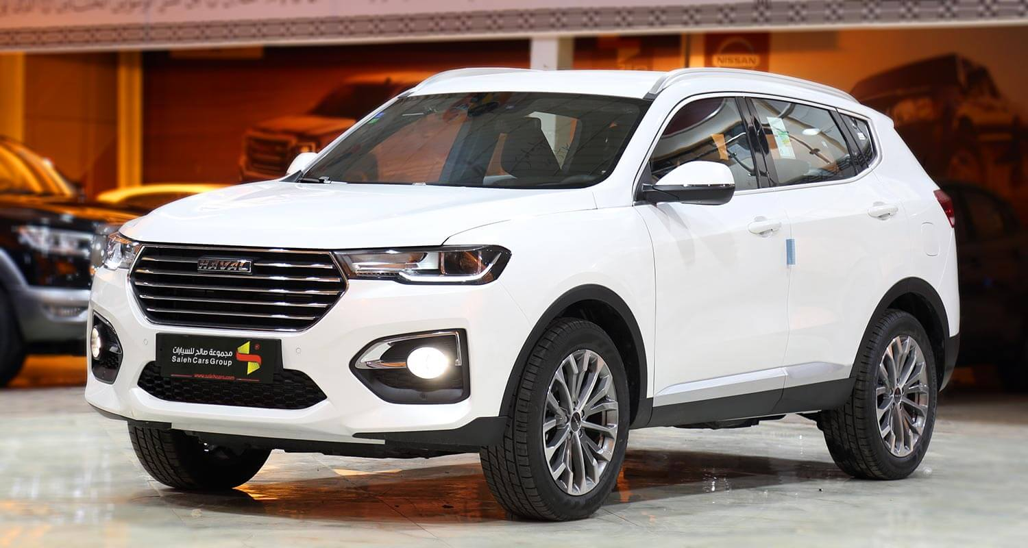 Exterior Image for  HAVAL H6 Intelligent 2021