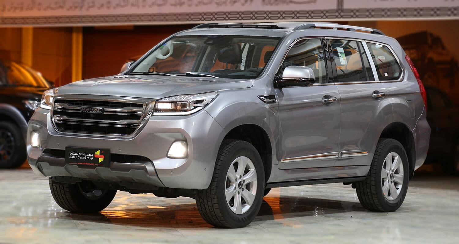 Exterior Image for  HAVAL H9 Digntty 2021