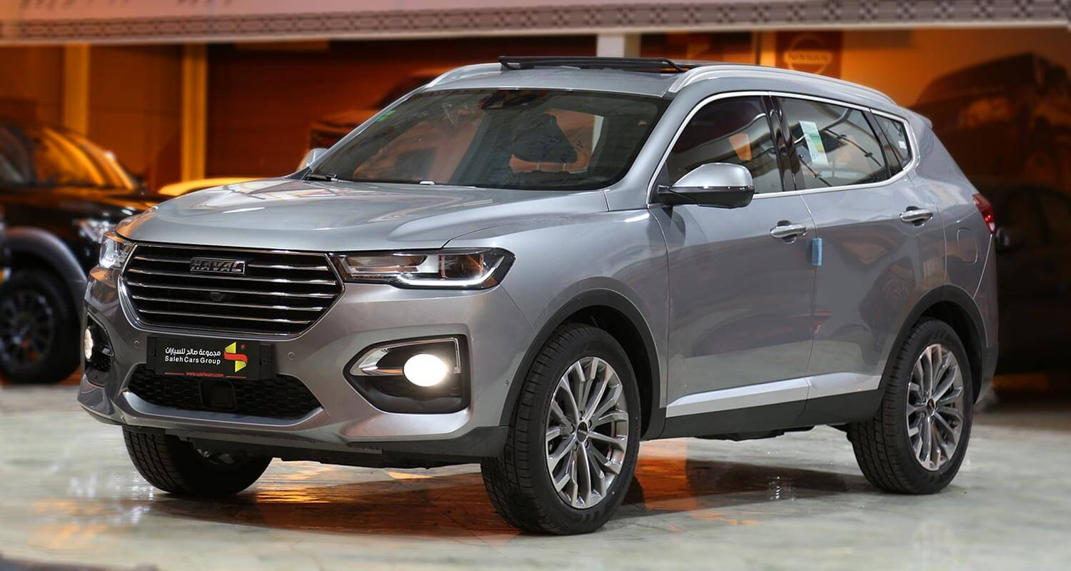Exterior Image for  HAVAL H6 Supreme 2021
