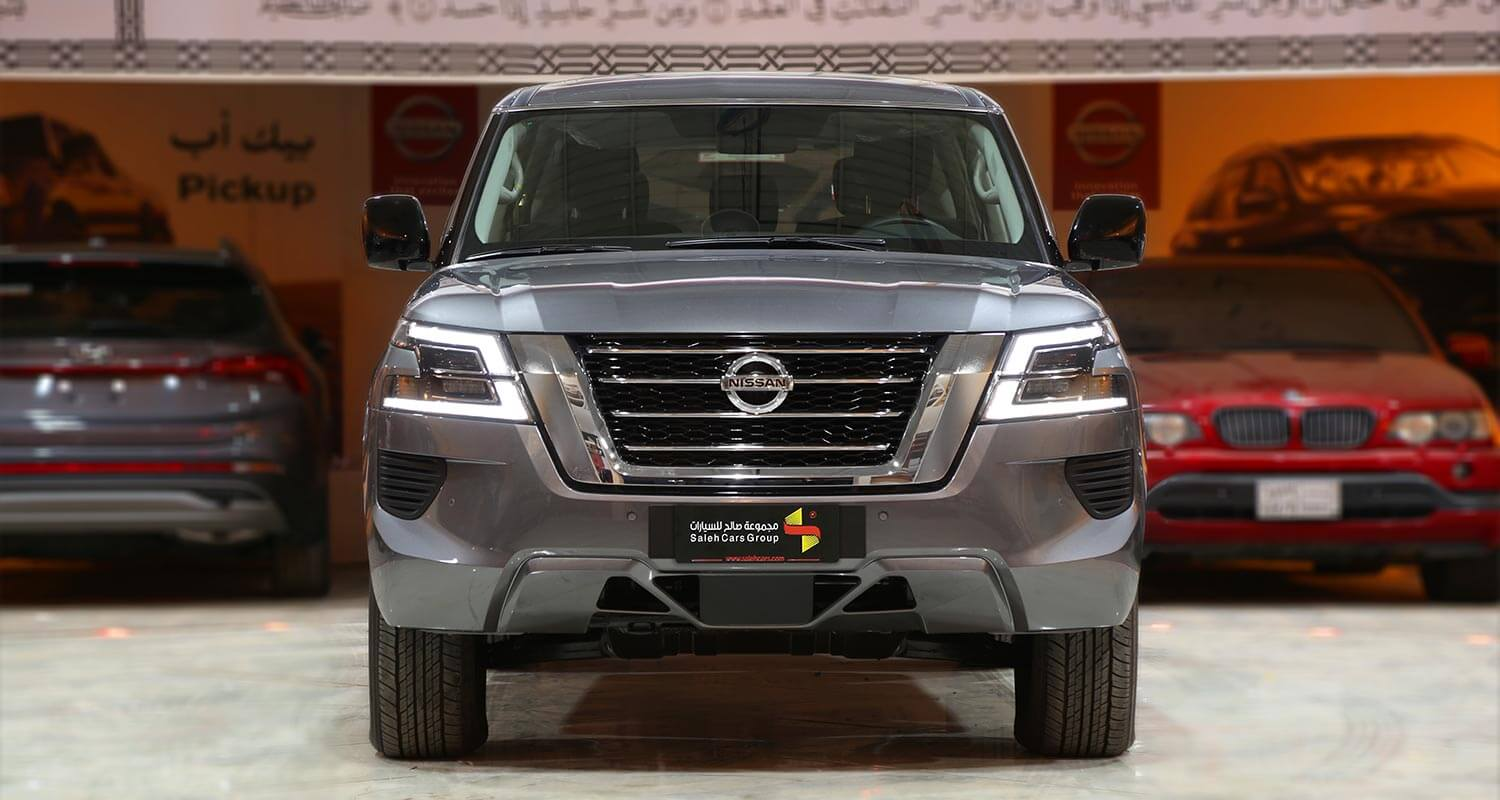 Exterior Image for  NISSAN PATROL XE 2021
