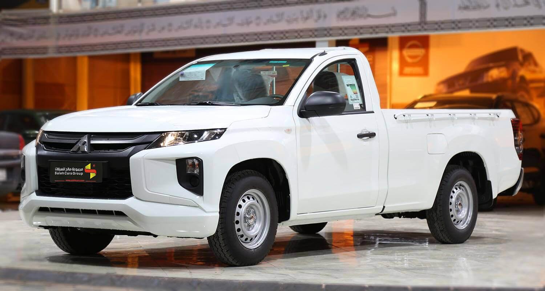 Exterior Image for  MITSUBISHI L200 4*2 diesel 2021