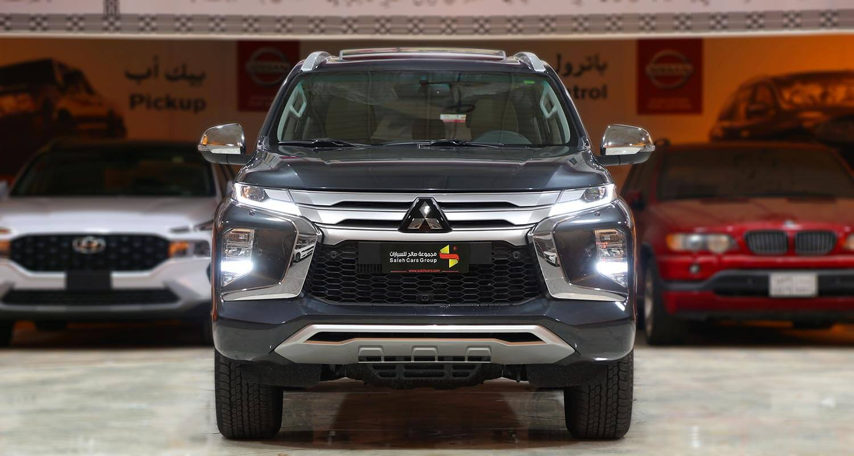 صورة خارجية للسيارة  ميتسوبيشي مونتيرو سبورت GLS-premium 2021