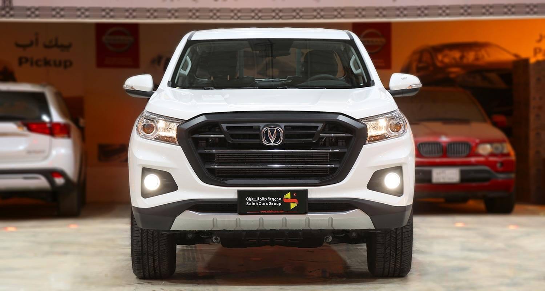 صورة خارجية للسيارة  شانجان Hunter Omega-4WD 2021