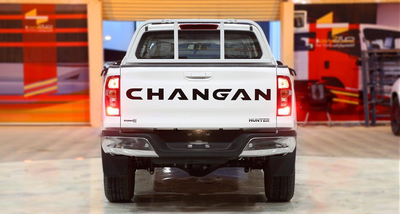 Exterior Image for  CHANGAN Hunter Omega-4WD 2021