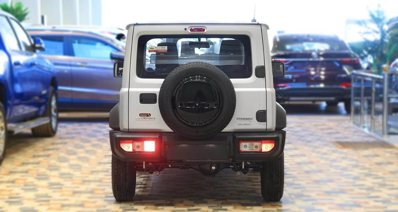 صورة خارجية للسيارة  سوزوكي جيمني GL 2021