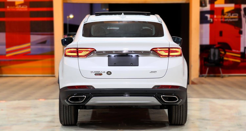 صورة خارجية للسيارة  جيلي توجيلا GL 2021