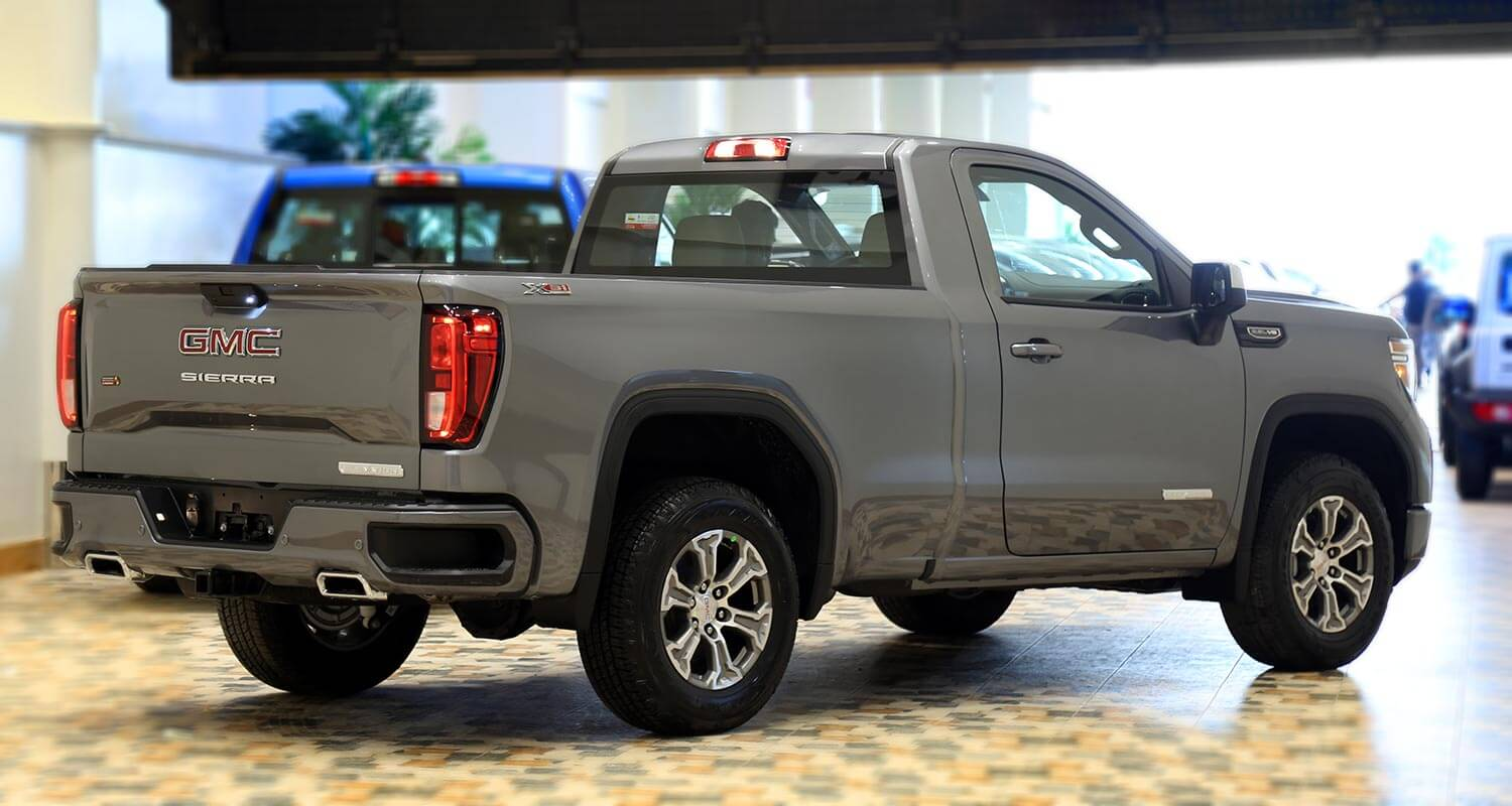 Exterior Image for  GMC SIERRA ELEVATION 2021