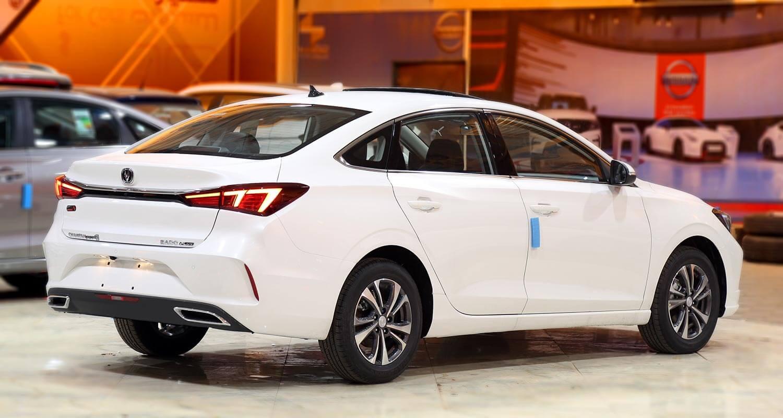 صورة خارجية للسيارة  شانجان EADO - PLUS Smart 2022