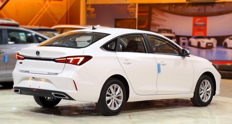 صورة خارجية للسيارة  شانجان EADO - PLUS Trend 2022