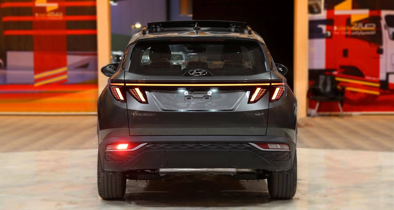 صورة خارجية للسيارة  هيونداي توسان GL-Comfort-GDI 2022