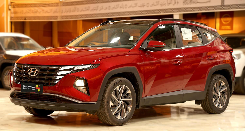 صورة خارجية للسيارة  هيونداي توسان GL - Comfort 2022