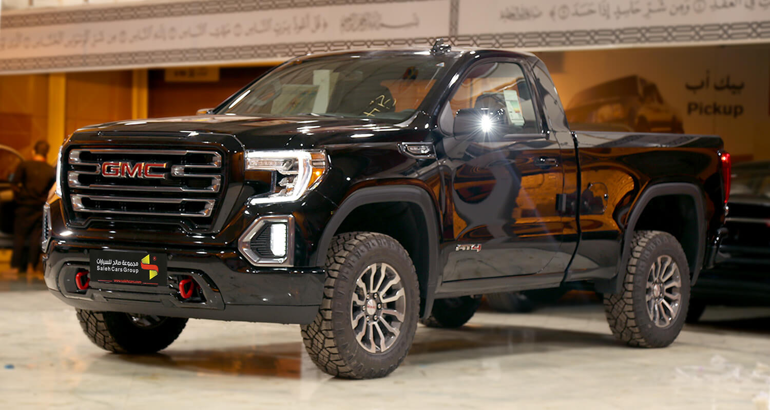 Exterior Image for  GMC SIERRA AT4 2021