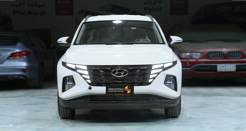 صورة خارجية للسيارة  هيونداي توسان GL- Smart 2022