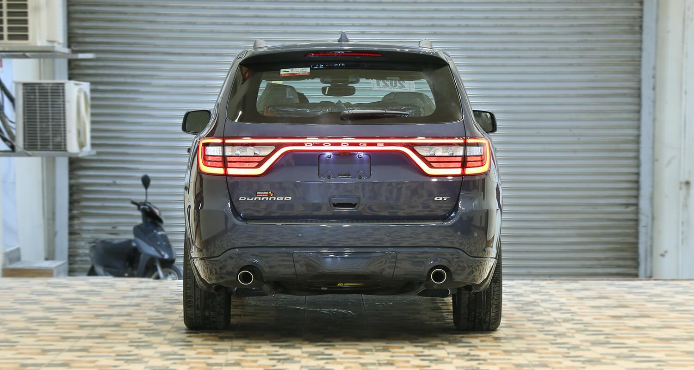 Exterior Image for  DODGE DURANGO GT 2021