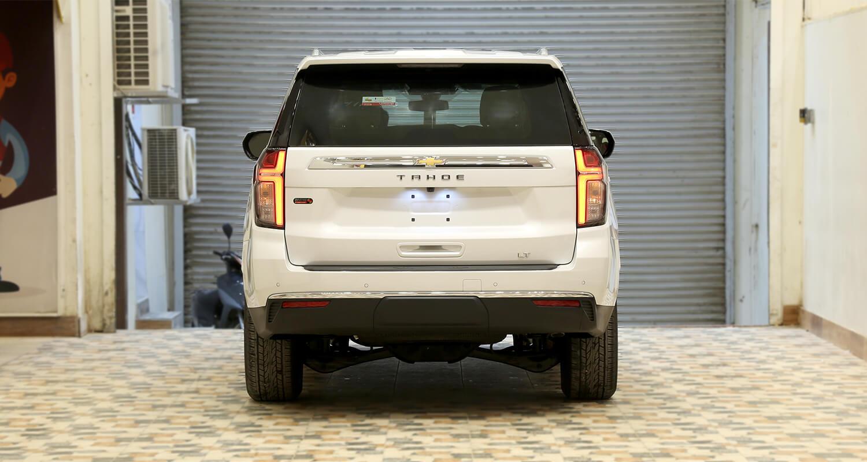 صورة خارجية للسيارة  شفروليه تاهو LT دبل 2021