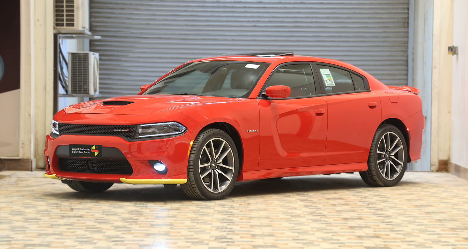 Exterior Image for  DODGE Charger RT- Premium 2021