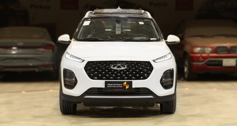 صورة خارجية للسيارة  شيري Tiggo 2Pro Luxury 1.0T 2021