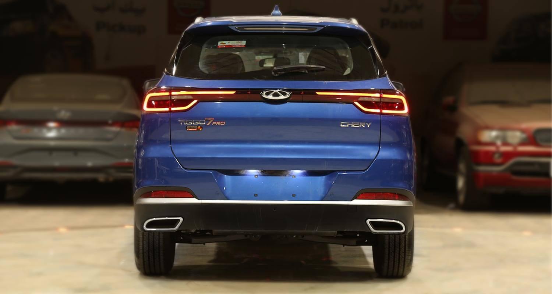 صورة خارجية للسيارة  شيري Tiggo 7Pro Comfort 2021