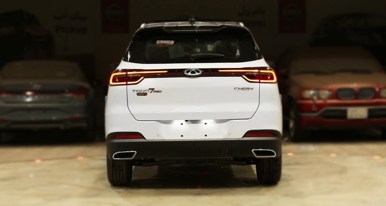 صورة خارجية للسيارة  شيري Tiggo 7Pro Luxury 2021