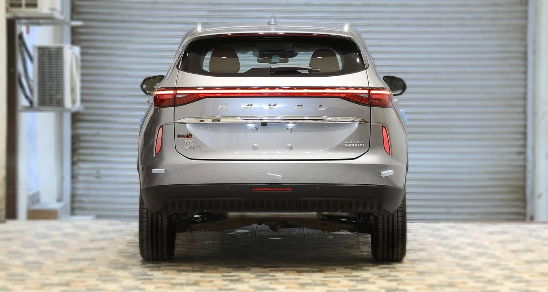 صورة خارجية للسيارة  هافال H6 اكتيف 2022