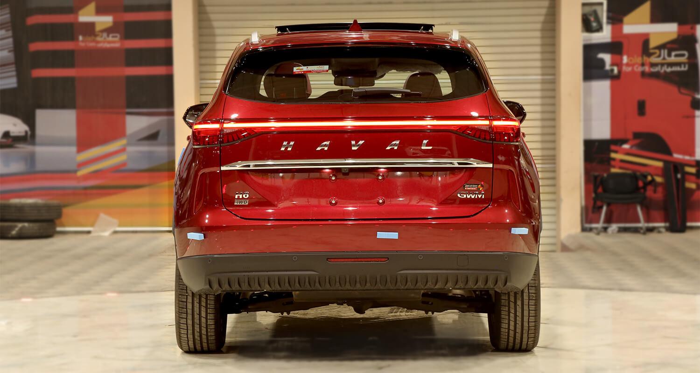 صورة خارجية للسيارة  هافال H6 بريميوم 2022