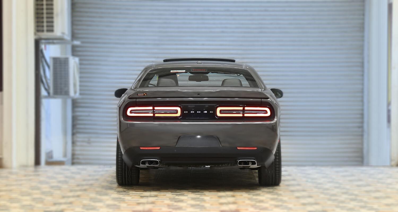 صورة خارجية للسيارة  دودج تشالنجر GT 2021